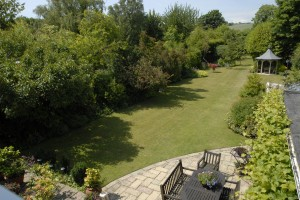 Crete Down Bed and Breakfast Folkestone - Main Garden View #1