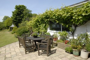 Crete Down Bed and Breakfast Folkestone - Main Garden View #2