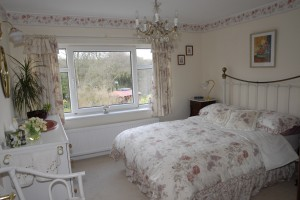 Bed and Breakfast in Folkestone - Crete Down Rose Double Suite