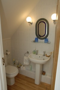 Bed and Breakfast in Folkestone – Crete Down Wedgewood Room Bathroom